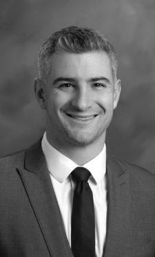 Mitch Mallahan portrait